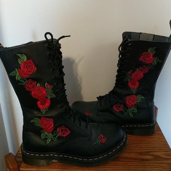 cc4bfd6aed31 Dr. Martens Shoes | Dr Martens Vonda Womens Boots | Poshmark